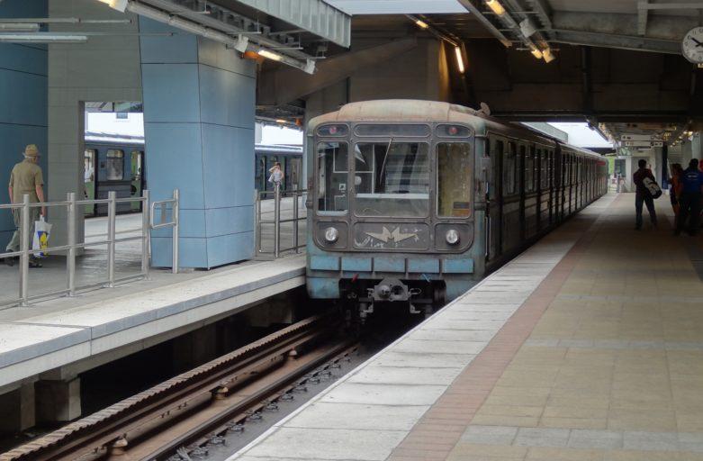 Budapest metro line M3, Hungary
