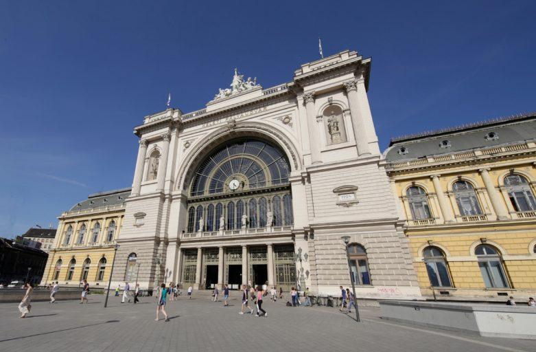 Budapest Keleti Station, Hungary