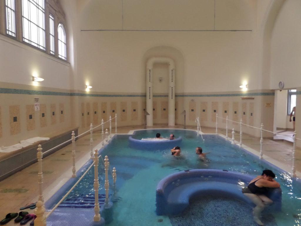 Anna Thermal Baths - Szeged, Hungary