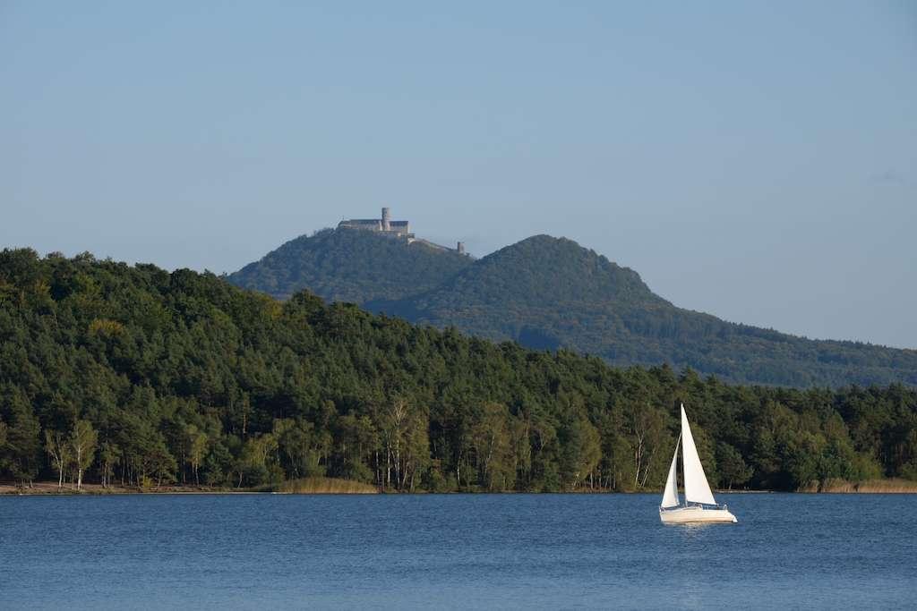 Bezděz-Máchovo jezero, Czechia