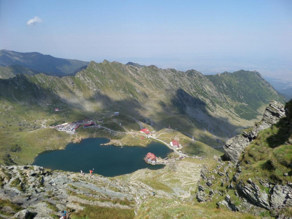 Transfăgărășan Road & Balea Lake, Romania