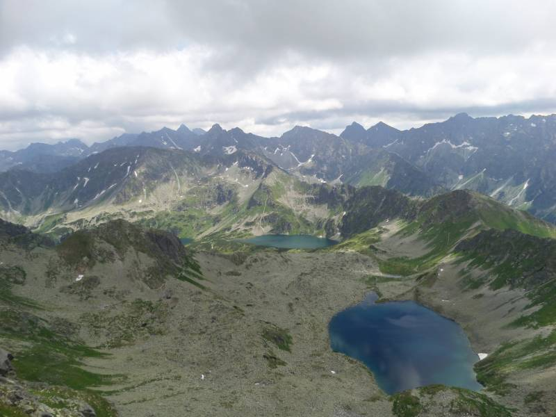 Polish Tatra Mountains, Poland